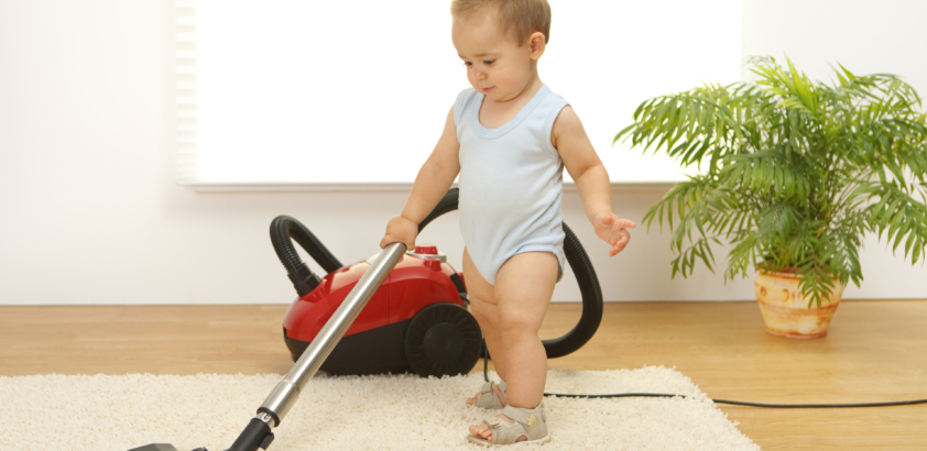 Three surprising perks of regular vacuuming